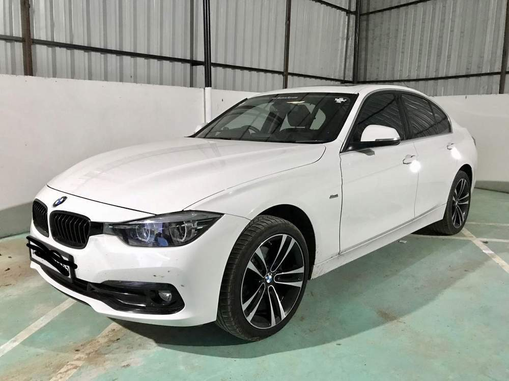 Used Bmw 3 Series 320d Edition Sport Shadow In Coimbatore 2018