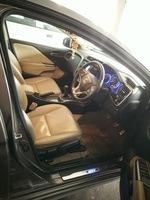 Honda City Rear Right Side Angle View