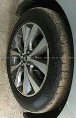 Hyundai Verna 16 Crdi Sx Mt Left Side View