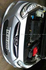 Hyundai Verna 16 Crdi Sx Mt Rear Left Side Angle View
