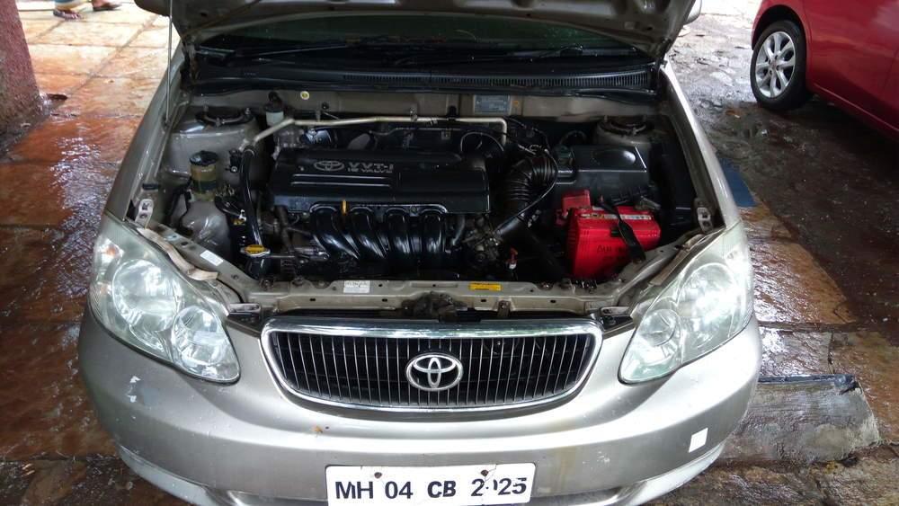 Toyota Corolla Front Left Rim