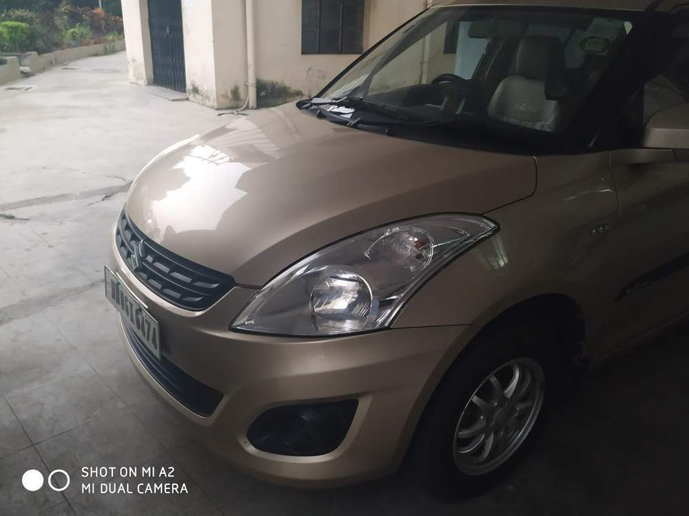 Maruti Suzuki Swift Dzire Left Side View
