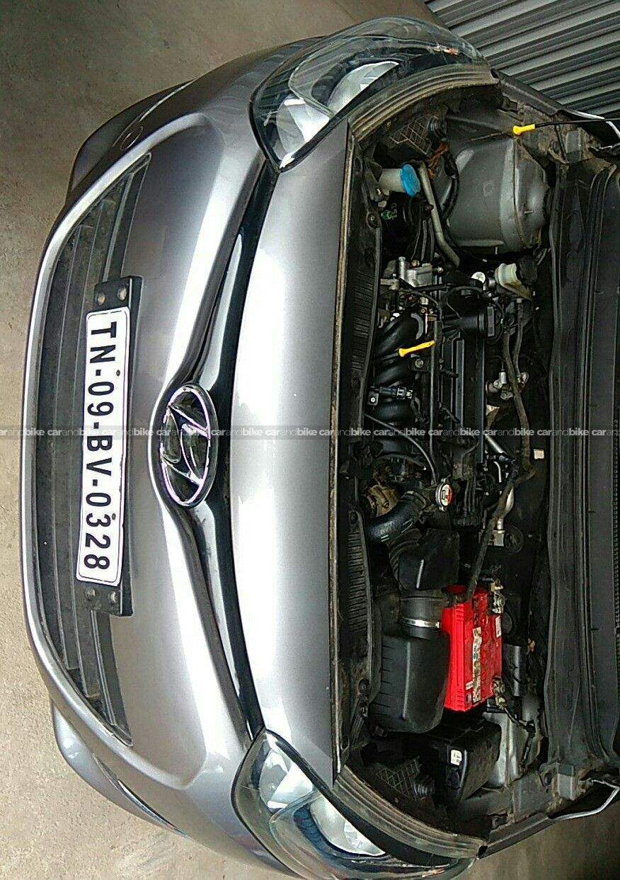 Hyundai I20 14 Magna Diesel Left Side View