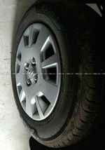 Hyundai I20 14 Magna Diesel Front Right Side Angle View