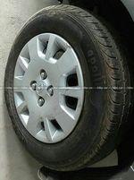Hyundai I20 14 Magna Diesel Rear View