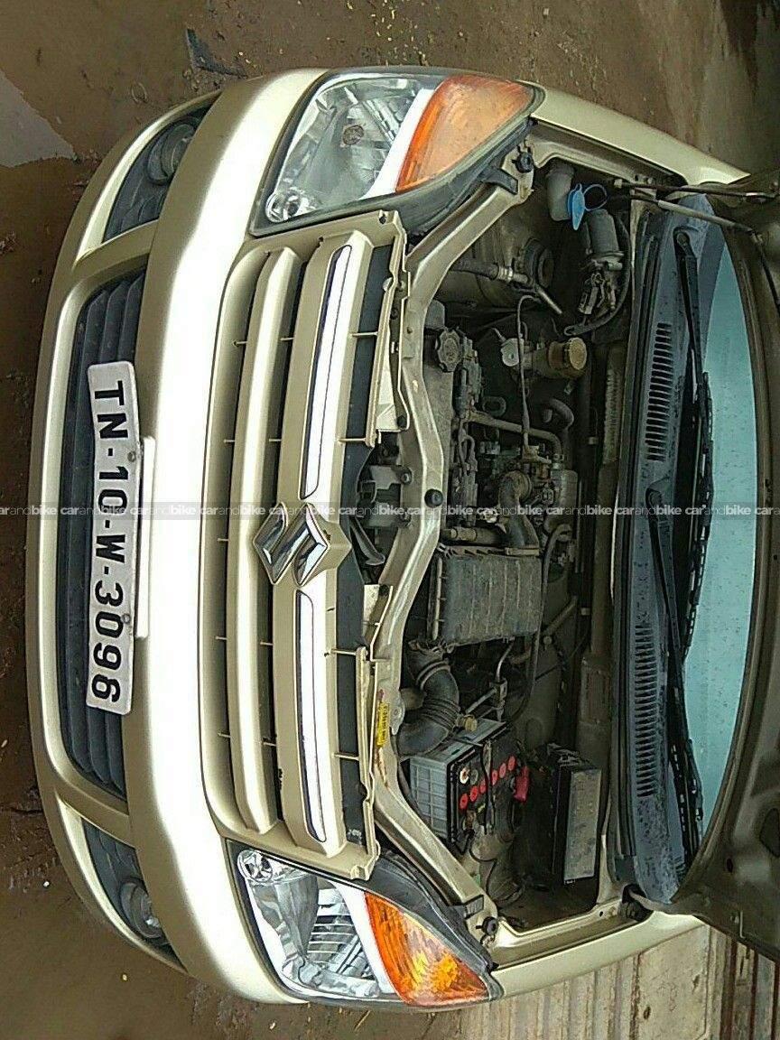 Maruti Suzuki Wagon R Vxi Left Side View