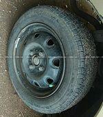 Maruti Suzuki Wagon R Vxi Rear View