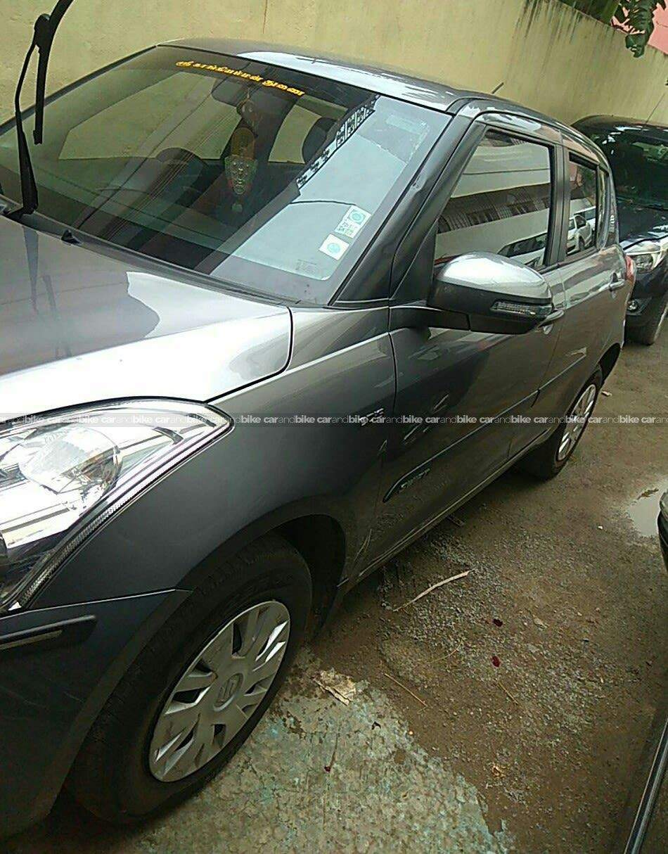 Maruti Suzuki Swift Vdi Glory Limited Edition Front View
