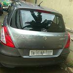 Maruti Suzuki Swift Vdi Glory Limited Edition Rear Right Side Angle View