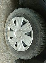 Ford Figo 15d Base Mt Rear Right Side Angle View