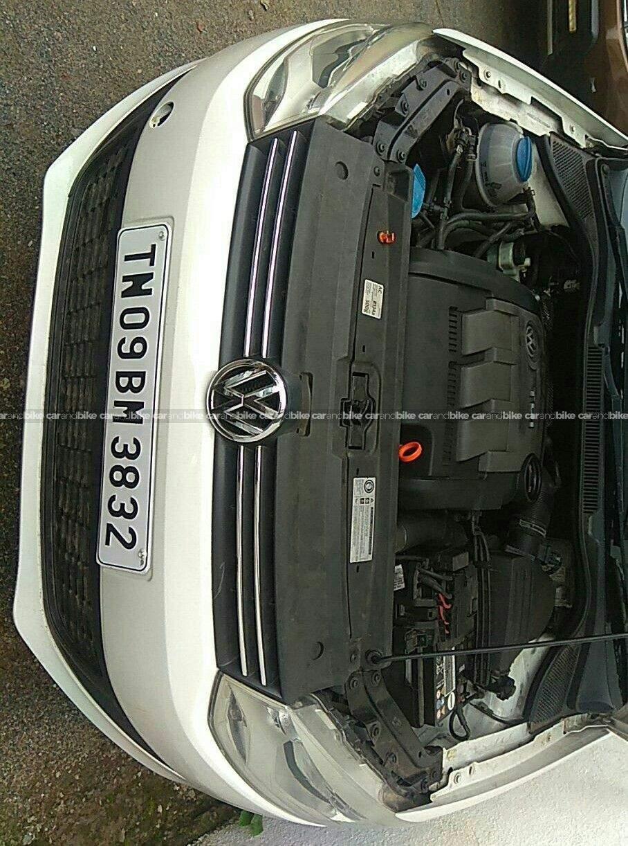 Volkswagen Polo Gt Tdi Left Side View
