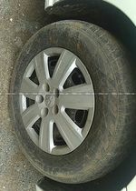 Volkswagen Polo Gt Tdi Rear View