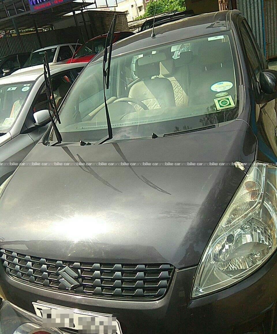 Maruti Suzuki Ertiga Zdi Plus Front Left Side Angle View