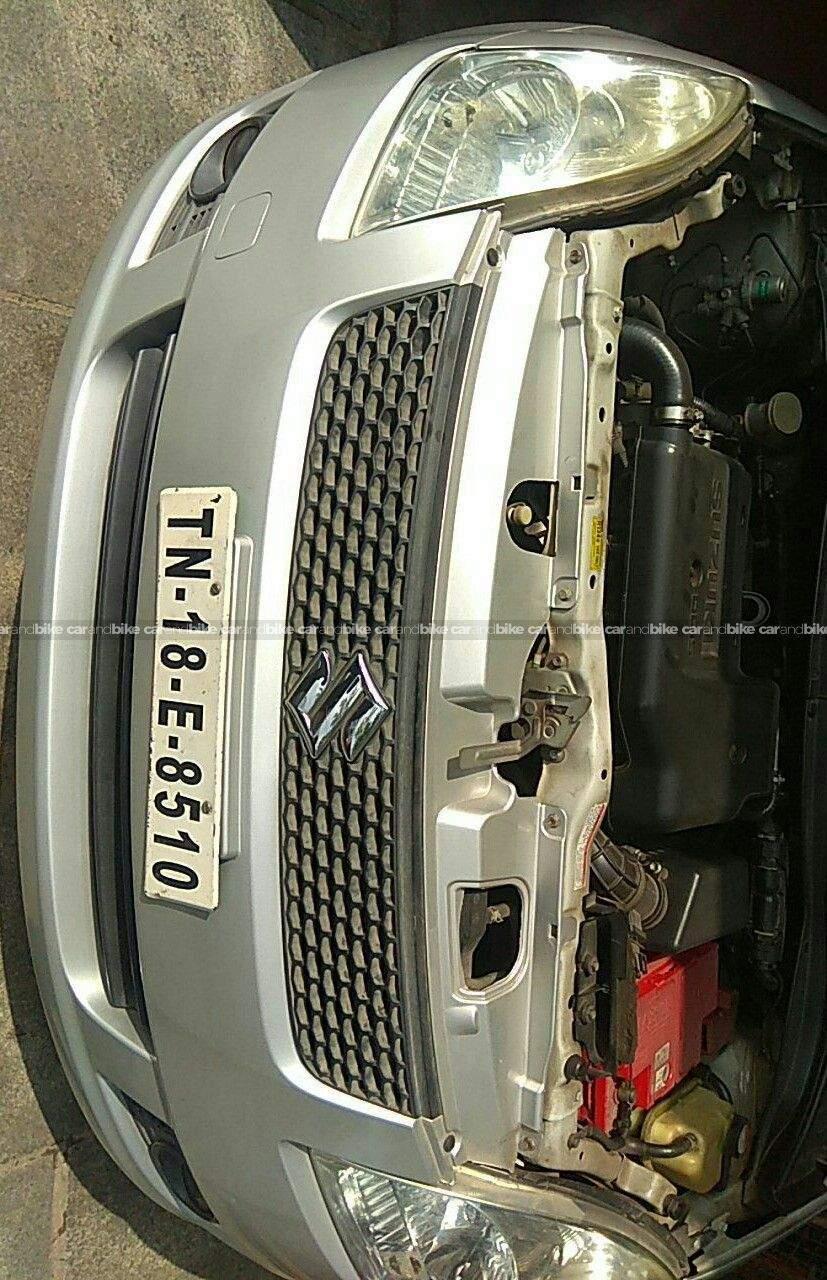 Maruti Suzuki Swift Vdi Glory Limited Edition Rear Left Side Angle View