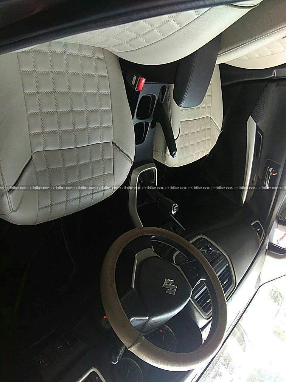 Maruti Suzuki S Cross Delta Front Left Side Angle View