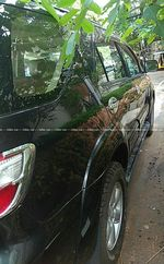 Toyota Fortuner 25 4x2 Trd Sportivo At Front View