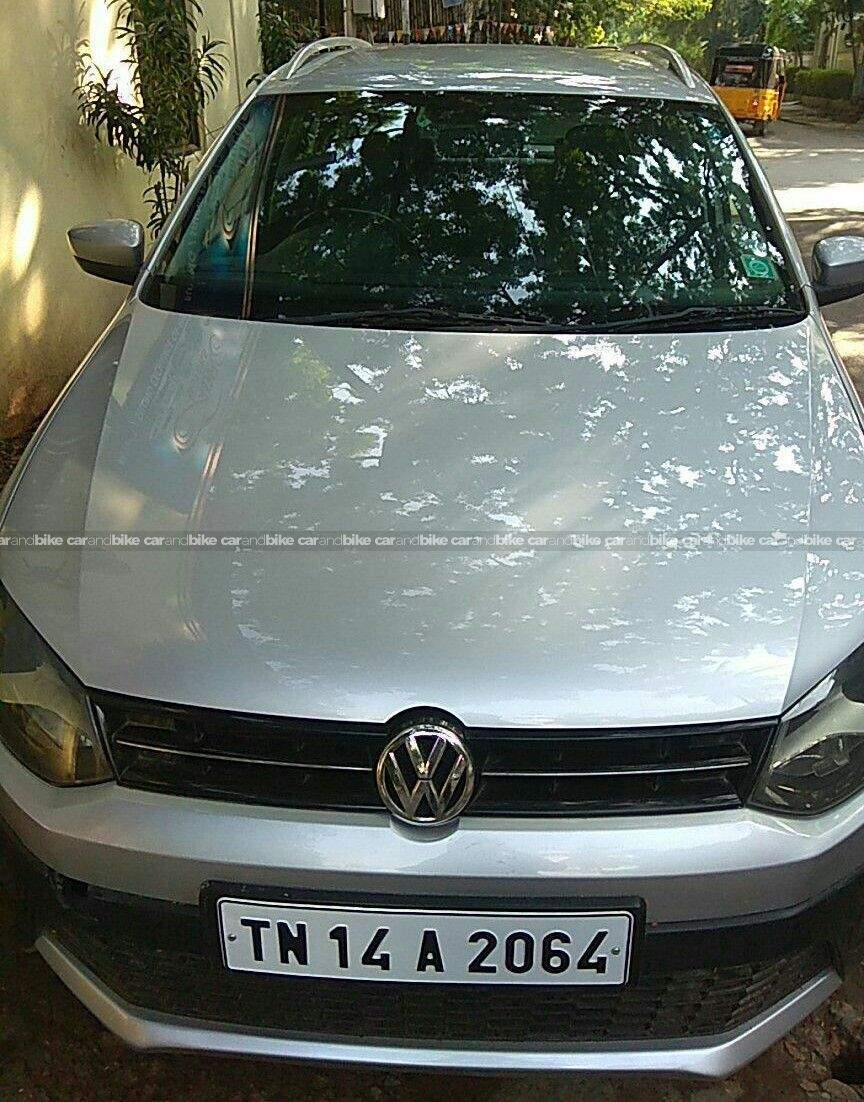 Volkswagen Polo Gt Tdi Front Left Side Angle View