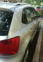 Volkswagen Polo Gt Tdi Hood Open View