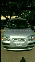 Hyundai Santro Xing Gl Plus Lpg Rear View