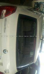 Skoda Fabia 14 Classic Diesel Rear View