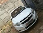 Chevrolet Sail Uva Front Left Rim