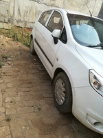 Chevrolet Sail Uva Rear Left Rim