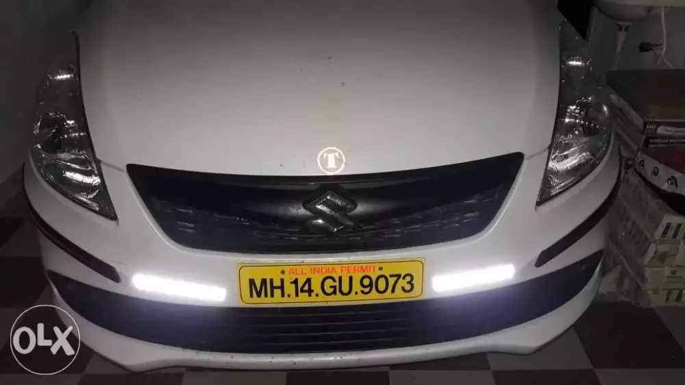 Maruti Suzuki Dzire Left Side View