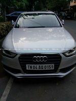 Audi A4 20 Tdi Premium Plus Left Side View