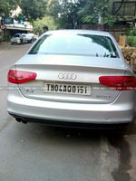 Audi A4 20 Tdi Premium Plus Rear Left Side Angle View