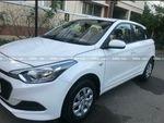 Hyundai Elite I20 12 Magna Executive Petrol Rear View