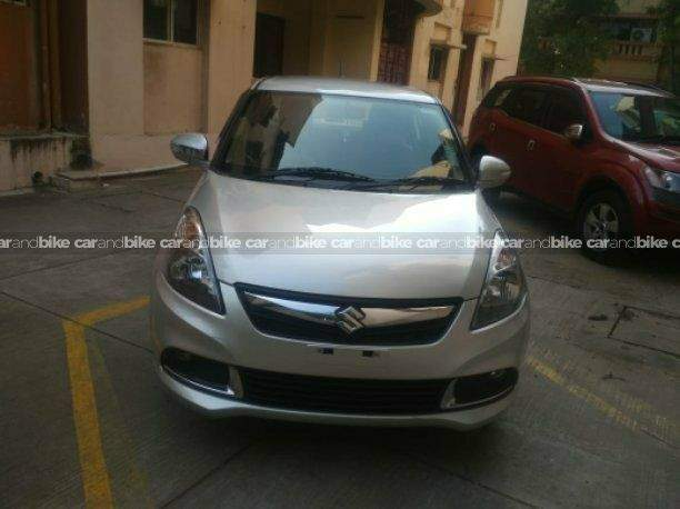 Maruti Suzuki Swift Dzire Regal Ltd Front Left Side Angle View