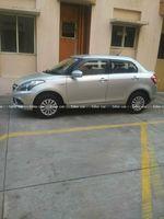 Maruti Suzuki Swift Dzire Regal Ltd Rear Left Side Angle View