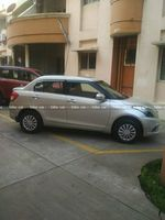 Maruti Suzuki Swift Dzire Regal Ltd Right Side View
