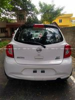 Nissan Micra Xv Cvt Dashboard