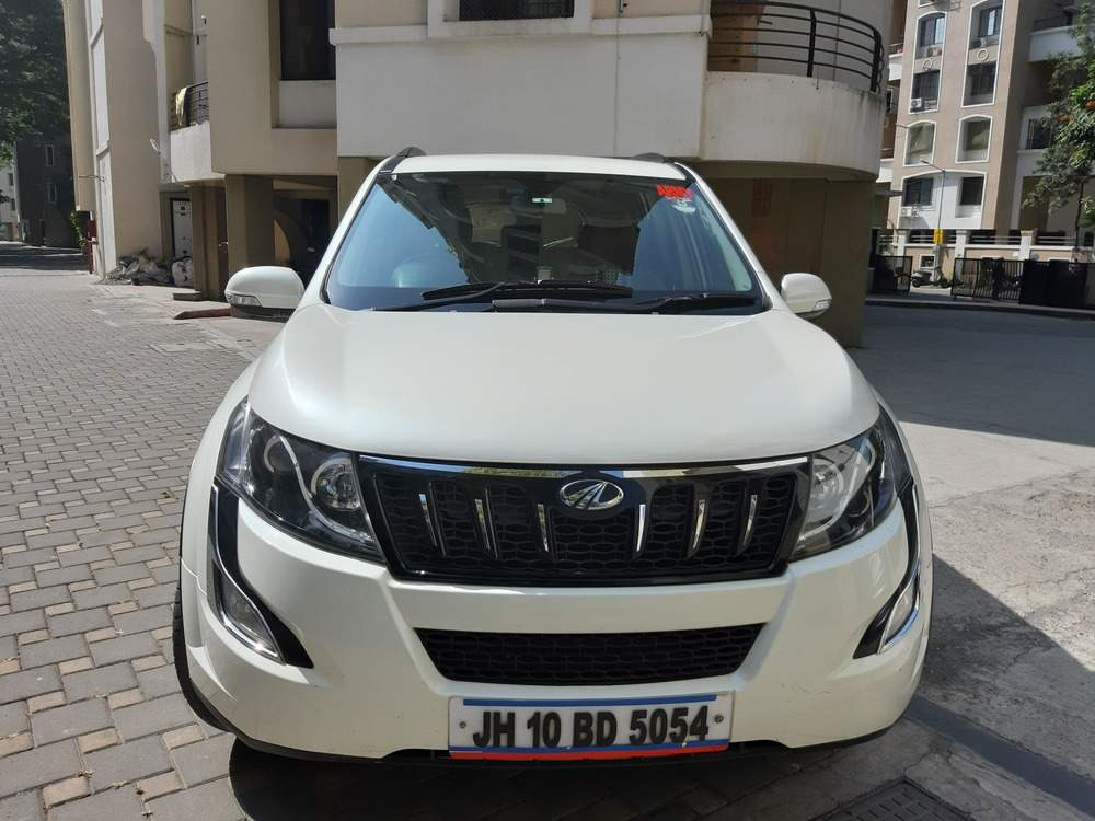 Used Mahindra Xuv500 W8 Fwd In Jamshedpur 2017 Model India At
