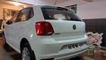 Volkswagen Polo Rear Right Rim