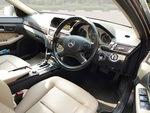 Mercedes Benz E Class Front View