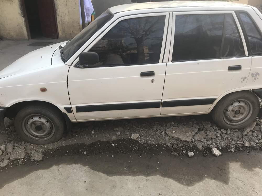 Maruti Suzuki 800 Front Left Rim