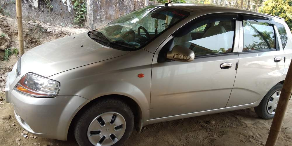 Used Chevrolet Aveo Uva 12 Ls In Guwahati 2010 Model India At Best