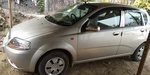 Chevrolet Aveo Uva Front Right Side Angle View