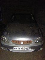 Opel Corsa Front Left Rim