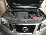 Nissan Terrano Rear Right Side Angle View