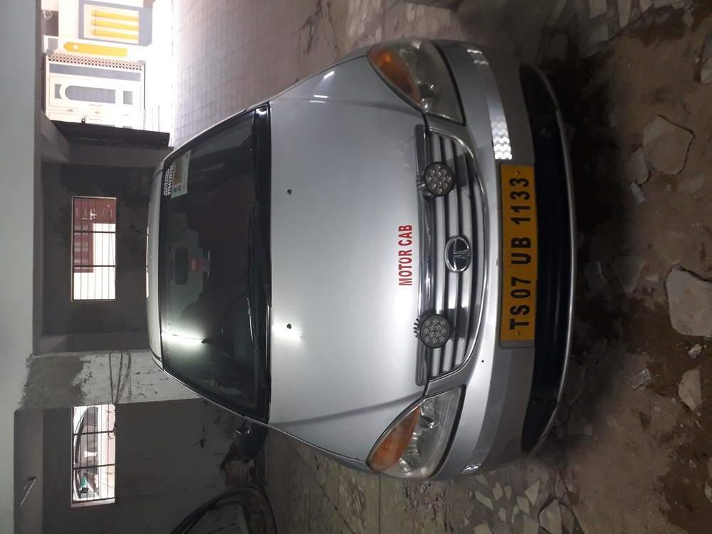 Tata Indica V2 Front Left Rim