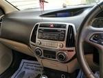 Hyundai I20 Rear View