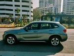 Bmw X1 Rear Right Side Angle View
