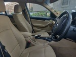 Bmw X1 Right Side View