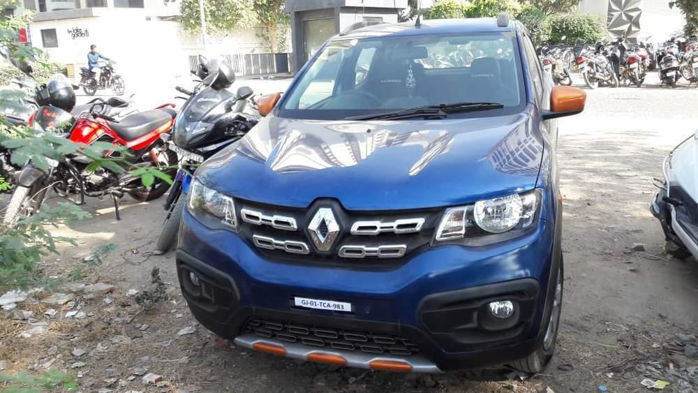 Used Renault Kwid Climber Amt In Ahmedabad 2019 Model India At Best