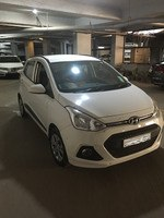 Hyundai Grand I10 Front Left Rim