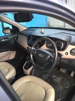 Hyundai Grand I10 Right Side View