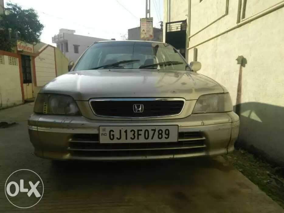 Honda City Rear Right Rim